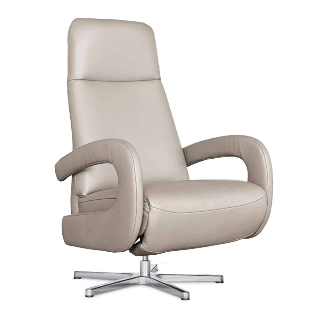Sessel-Select-taupe-manuell